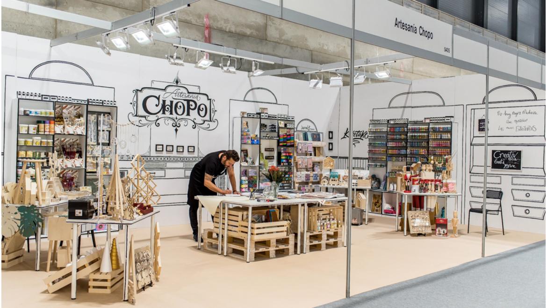 Artesanía Chopo presenta en Intergift